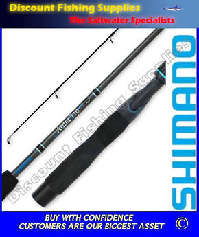 Shimano Aquatip Graphite Spin Rod - 3-6kg - 7' 2pc