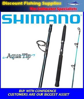 Shimano Aquatip Surf Rod 6-10kg 12' 2pc