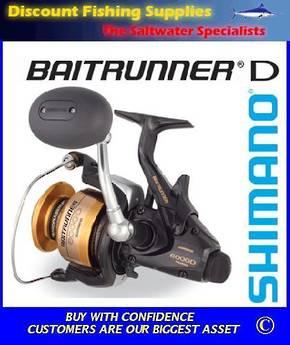 Shimano Baitrunner 12000D