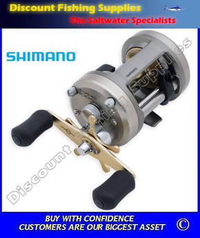 Shimano Cardiff 400A Baitcaster Reel