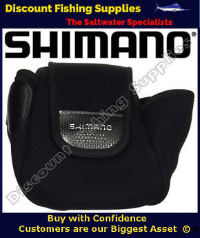 Shimano Electric Reel Cover (for 4000 - 9000 size)