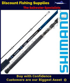 Shimano Energy Concept OH Jig Rod PE3-6
