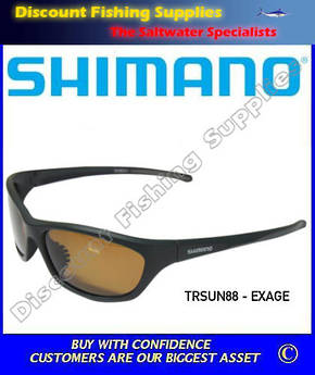 Shimano Polarised Sunglasses - Exage