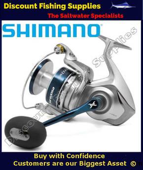 Shimano Saragosa 10000SW Spin Reel