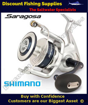 Shimano Saragosa 8000 SWHG Spin Reel