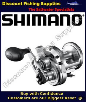 Shimano Speedmaster 16LD - 2 Speed Boat Reel