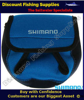 Shimano Spin Reel Cover - Medium