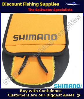 Shimano Spin Reel Cover - Small