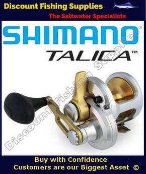 Shimano Talica 12 High Speed Jigging Reel