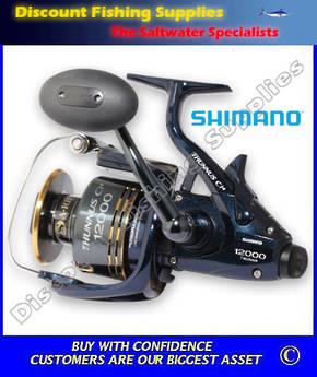 Shimano Baitrunner - Thunnus 4000F Ci4