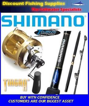 Shimano TIAGRA 80Wide - COMBO