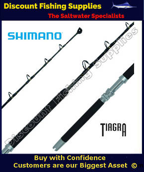 Shimano TIAGRA Series 24kg Standup Game Rod