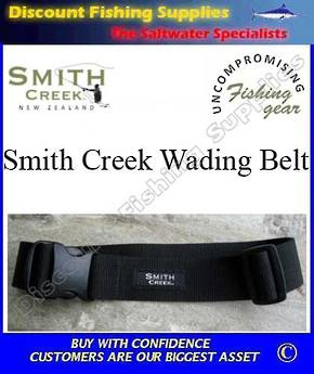 Smith Creek Wading Belt Small/Medium