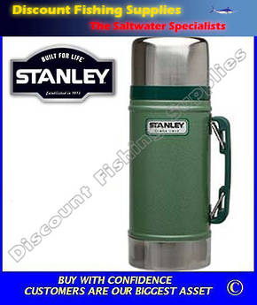 Stanley Classic 700ml Foodjar Green (LIFETIME WARRANTY)