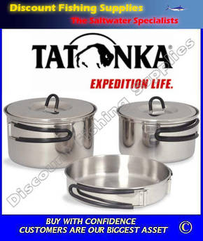 Tatonka SS Cookset Regular
