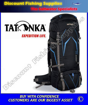 Tatonka Jagos 60 Pack - Black