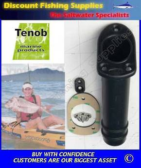 TENOB - Kayak Rod Holder Kit