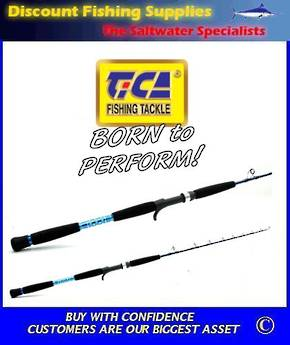 Tica Jig King 350gram Jigging Rod - 5'3""