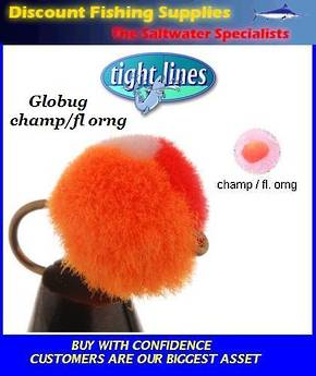 Globug - champ/fl orange #10