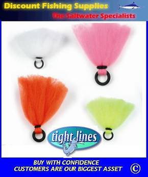 Ultimate Yarn Indicators - Fl Yellow Large X 4