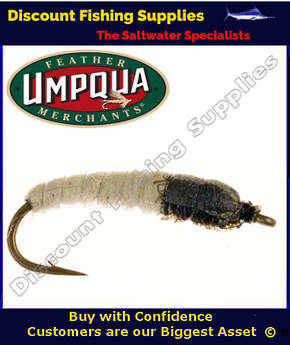 Umpqua Magic Caddis White #12 Fly