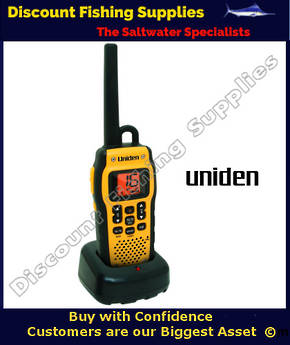 Uniden - MHS050 Handheld VHF - Floating