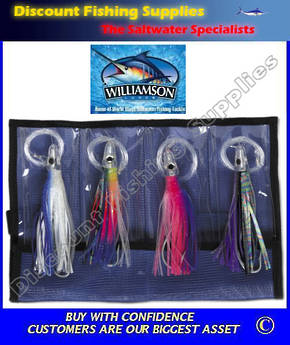 Williamson Tuna Catcher Kit - Lure Kit