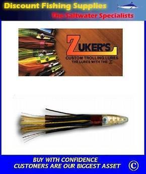 "Zuker's 6"" - Grass Trolling Lure - ZG11"