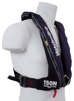 hutchwilco super comfort 150N inflatable lifejacket 1