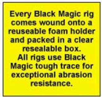 black magic foam holder