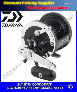 Daiwa Sealine 300h Conventional Reel Fishing Reel Sealine Reel