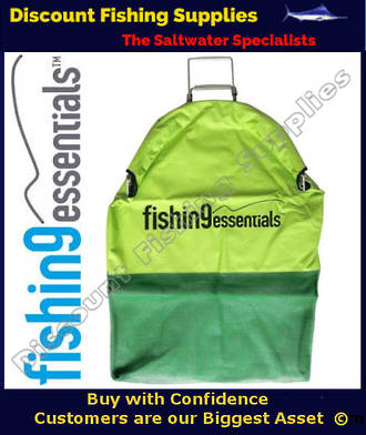 Fishing essentials dive catch bag catch bag dive bag for Essential fishing gear