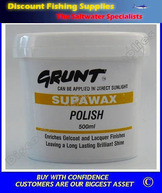 Grunt SUPAWAX Polish. 500ml