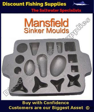 Sinker Mould - Multi Combo - Makes 16 sinkers