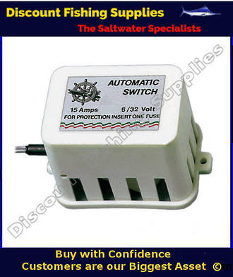 Osculati Float Switch 15amp Covered