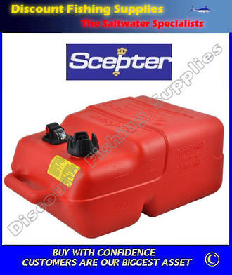 Scepter 25 Litre Fuel Tank With Gauge