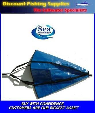 "Sea Harvester Sea Anchor XXL 48"" Boats 22' - 24'"