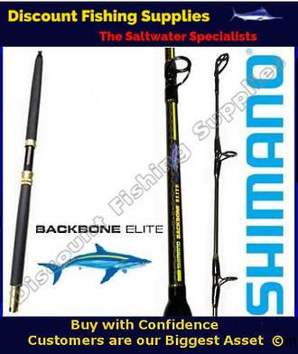 Shimano Backbone Elite Boat Rod 6-10kg 7'