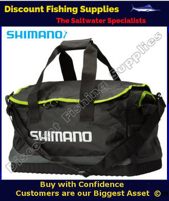 Shimano Banar Deck Bag Boat Bag Gear Bag Shimano Nz