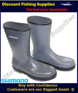 Shimano Boat Boots - Gumboots