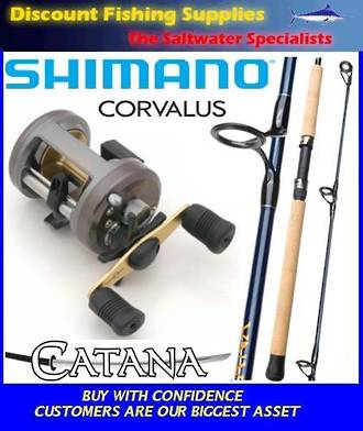 c325c554681 Shimano Corvalus 400 / Catana 7' Softbait Combo | SOFTBAIT SET | DFS