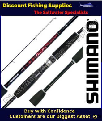 Shimano Ocean Rose Overhead Jigging Rod 5ft 2in 30-50lb 1pc