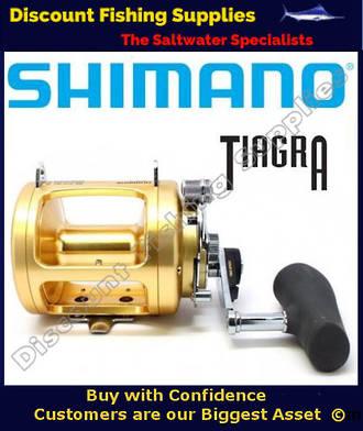 Shimano tiagra 30 wlrsa reel shimano discount fishing for Wholesale fishing tackle suppliers