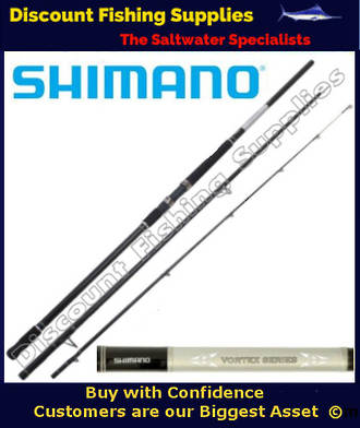 Shimano Vortex Surf Rod 15ft 10-15kg 3pc - Lumo Tip