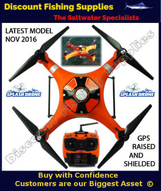 Swellpro Splash Drone V2 Fishing Drone