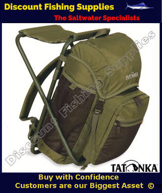Tatonka Fishing Pack Stool - Fischerstuhl