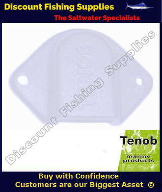 Tenob Small White Cable Cover