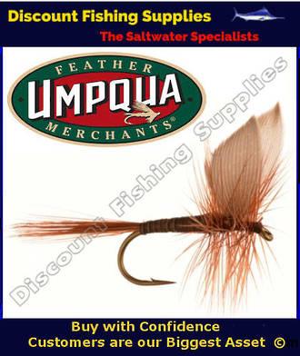 Umpqua Dads Favourite #12 Fly | TROUT FLIES