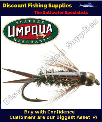 Umpqua gb prince nymph 12 fly trout flies nymph fly for Wholesale fishing tackle suppliers and manufacturers