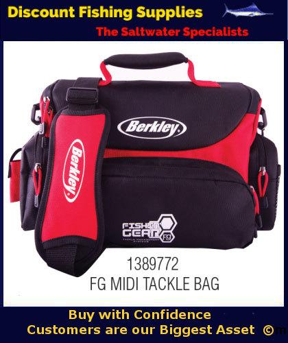 Berkley fg midi tackle bag tackle bag soft tackle bag nz for Wholesale fishing tackle outlet